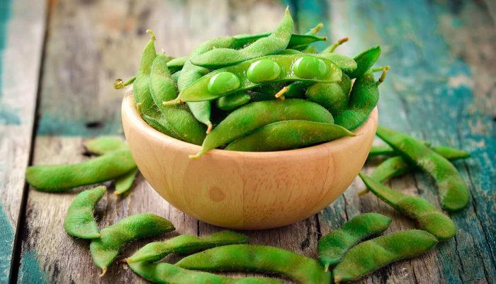 Arvejas Beneficio de la proteína vegetal