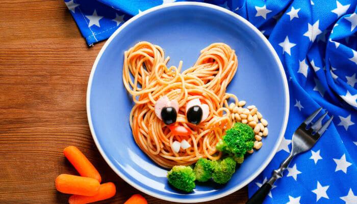 Claves para crear comidas saludable y divertidas para tus hijos