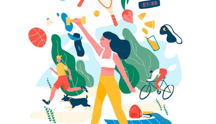 Hábitos saludables que deberías incorporar a tu rutina diaria