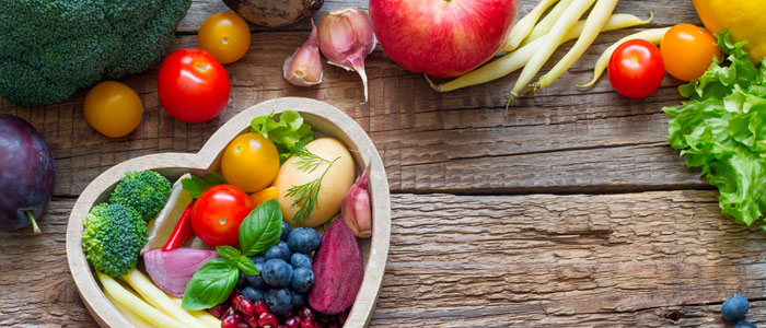 Nutrición y alimentación sana