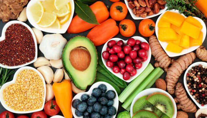 Nutrición e importancia para la salud