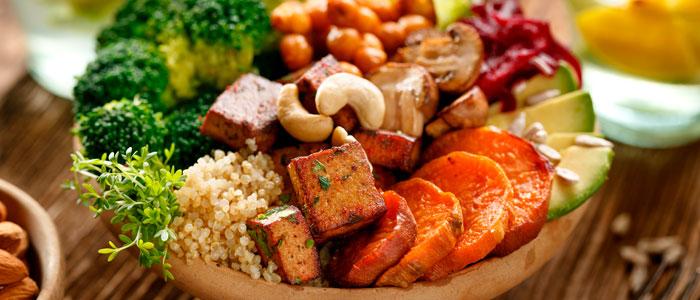 Alimentación consciente con proteína