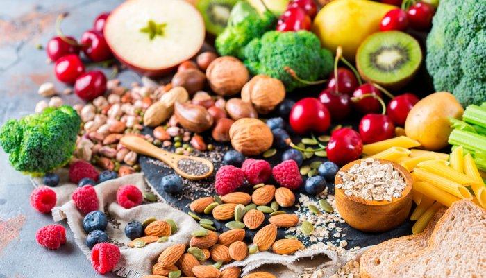 Alimentos con fibra kibo foods