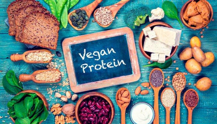 Alimentación consciente con proteínas vegetales