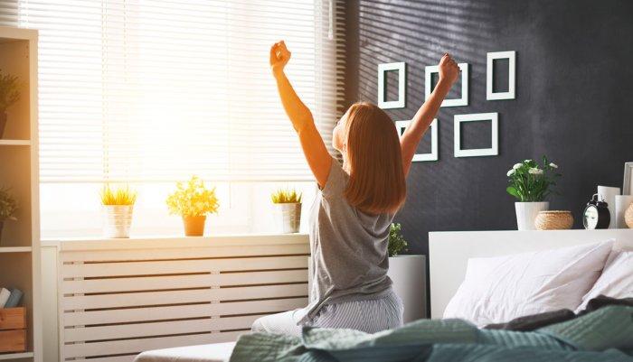 Conciliar el sueño es más fácil con una buena alimentación