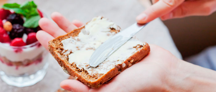 Mitos alimentos con gluten