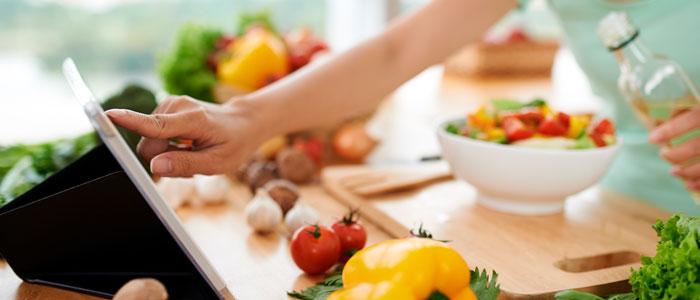 Recetas saludables para el día a día