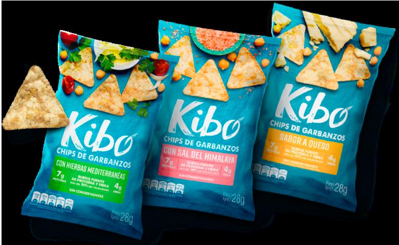 Chips de Garbanzo Kibo