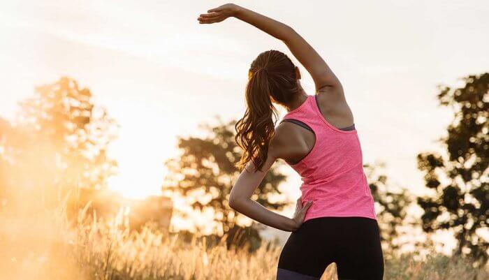 Ejercicios de estiramiento para fortalecer articulaciones