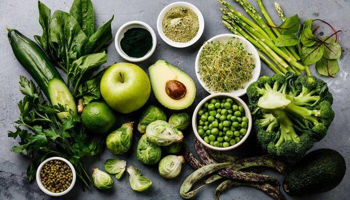 Alimentos con antioxidantes que benefician a tu cuerpo